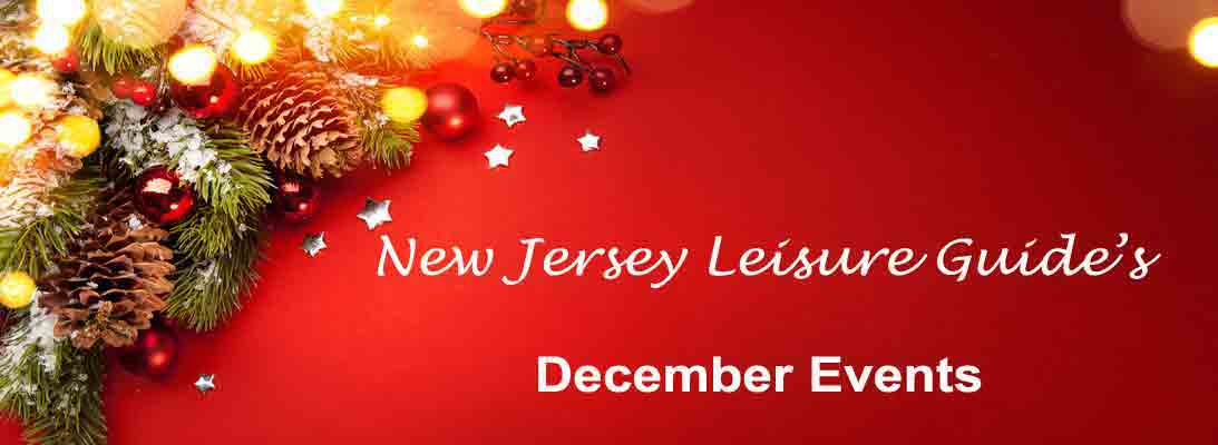 New Jersey December Events