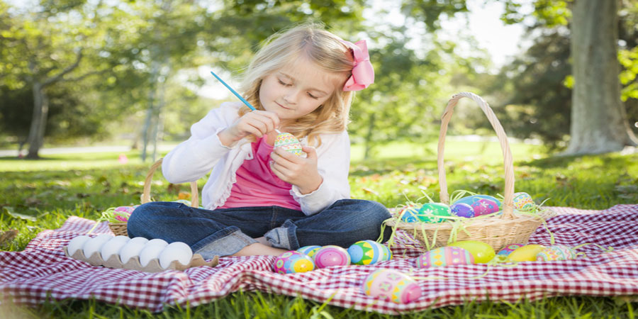 Celebrating Easter in New Jersey