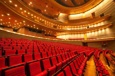 New Jersey Entertainment Venues
