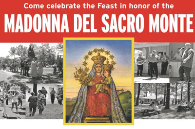 Feast in Honor of Madonna del Sacro Monte, Clifton, NJ