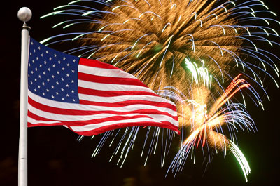 NJ July 4th fireworks Events