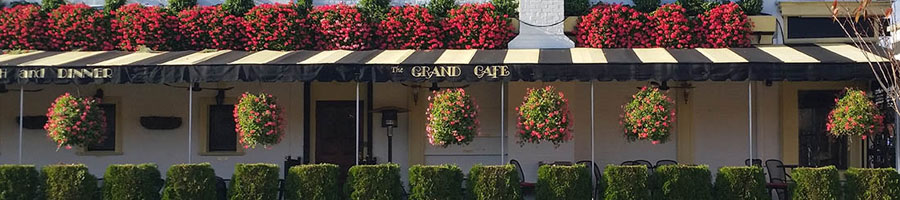 The Grand Cafe, Morristown, NJ