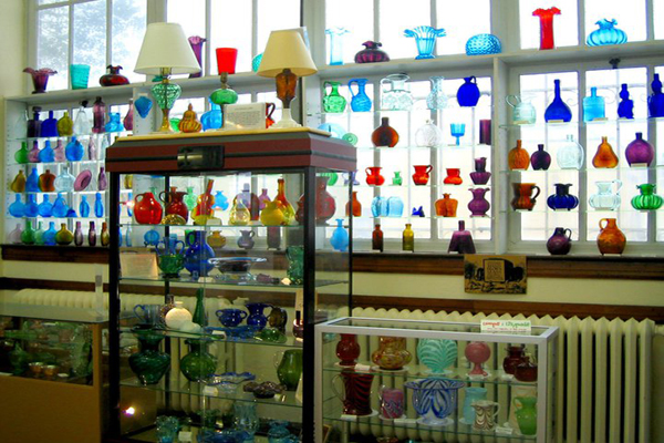 The Heritage Glass Museum