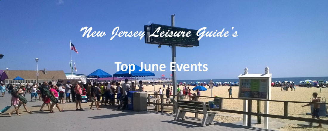 New Jersey  June Events