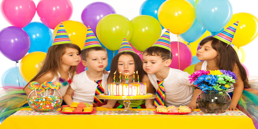 NJ Kids Birthday Parties