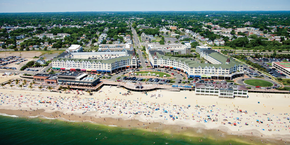 Long Branch New Jersey A Visitors Guide