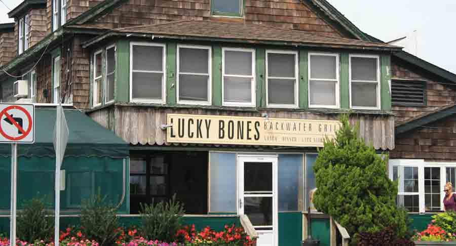Lucky Bones Backwater Grille, Cape May
