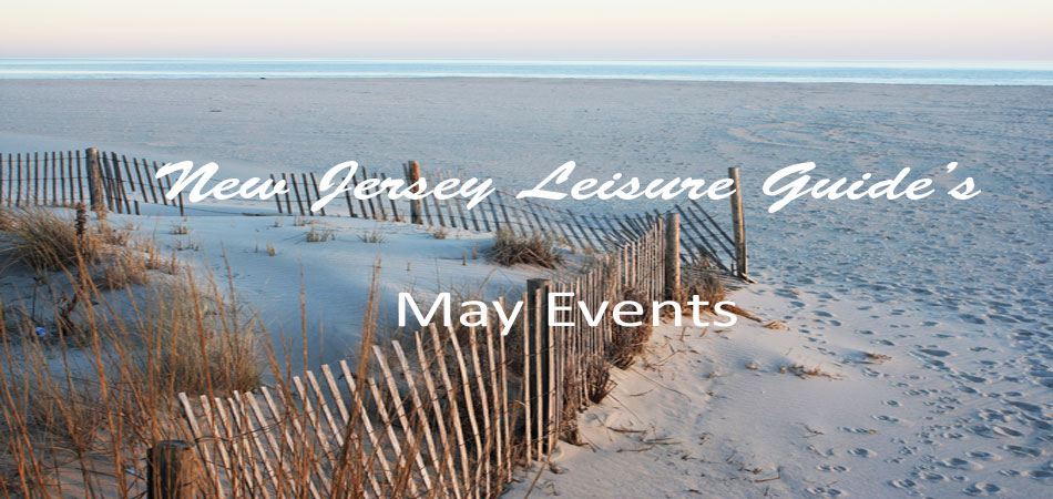 New Jersey May Events