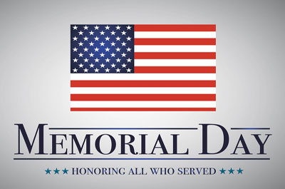 Central Jersey Memorial Day