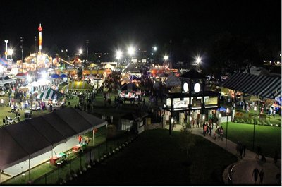 Mercer County Festival Grounds