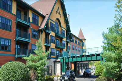 Mountain Creek Appalacian Hotel