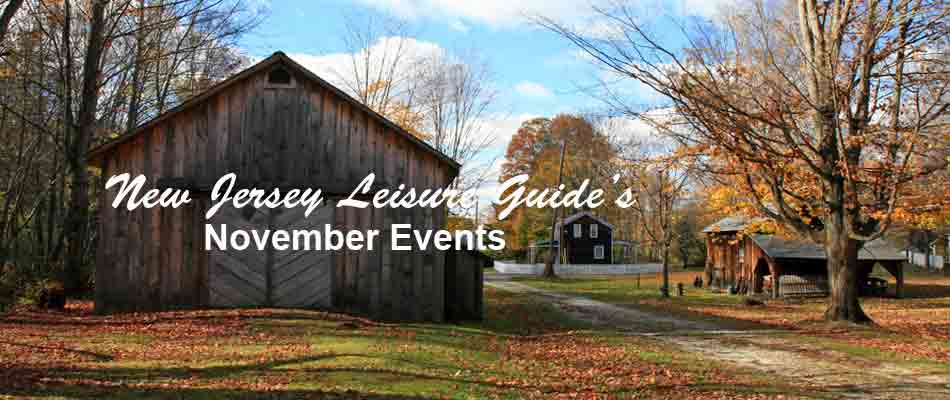 New Jersey November Events