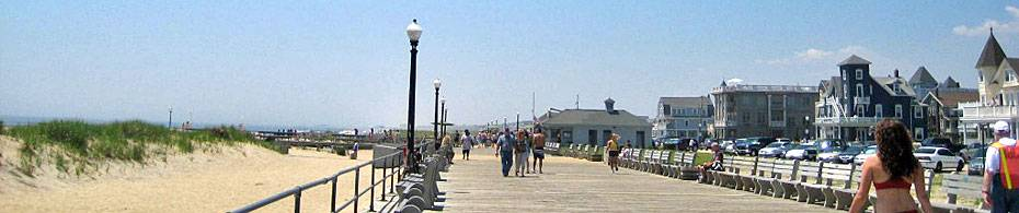 Ocean Grove, New Jersey - A Visitors Guide