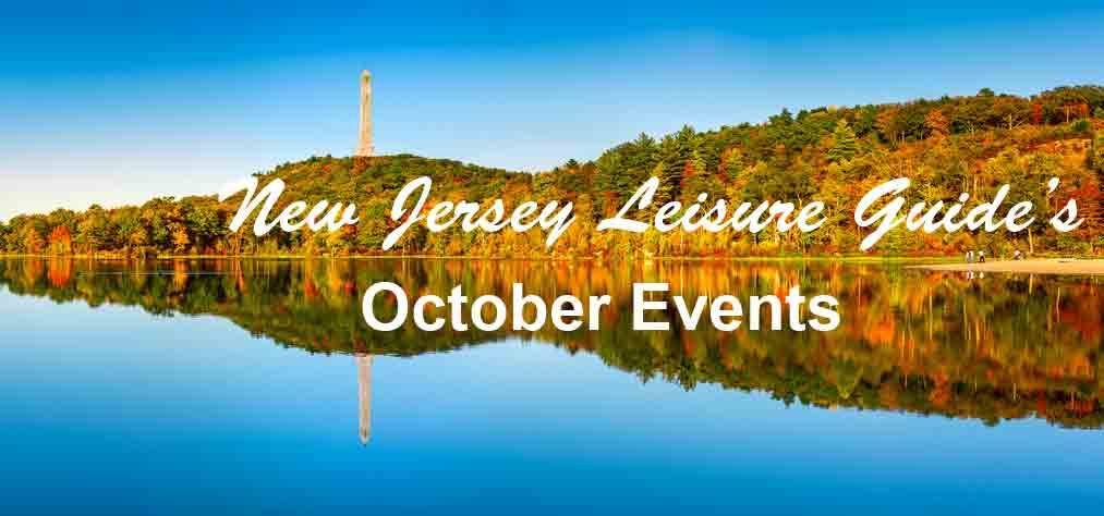 New Jersey October Events