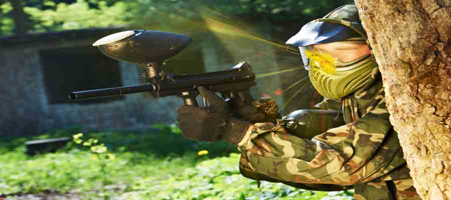 Paintball Fields and Parks in New Jersey