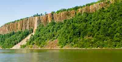 Palisades Scenic Byway