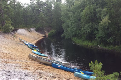 Pine Barrens Canoeing and Kayaking