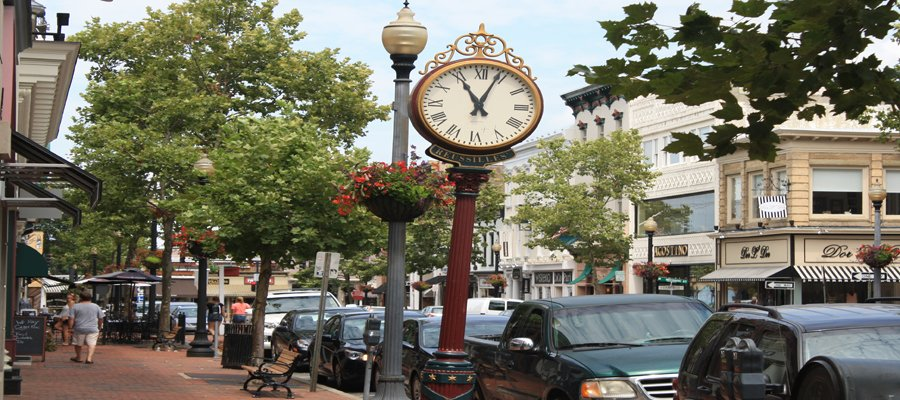 Red Bank, New Jersey: