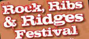 Rock, Ribs, and Ridges Festival