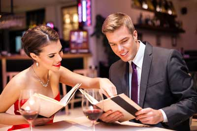 NJ Romantic Restaurants