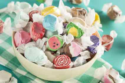 NJ Salt Water Taffy