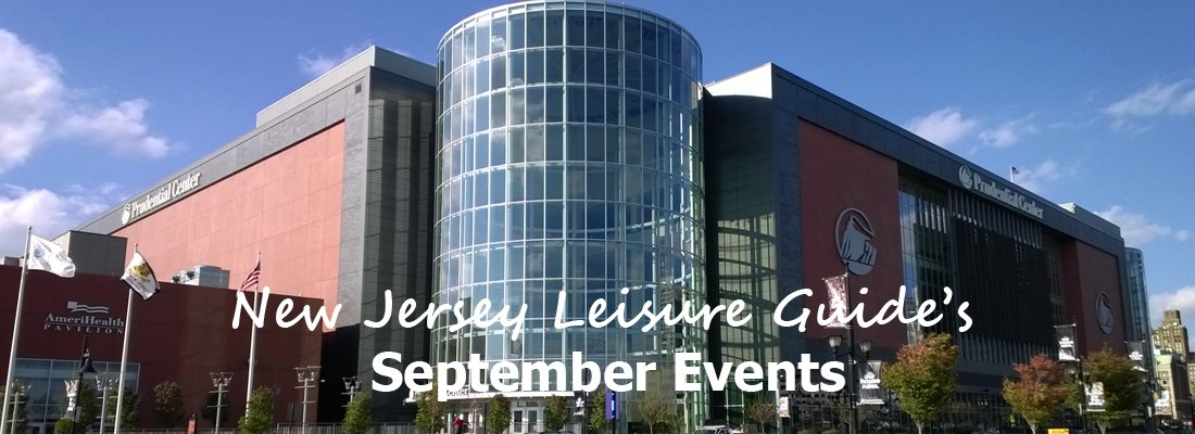 New Jersey September Events
