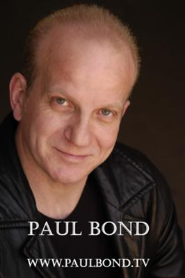 PAUL BOND  @  The Comedy Cove