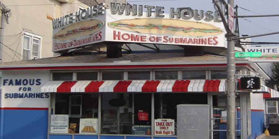 White House Subs, Atlantic City, NJ